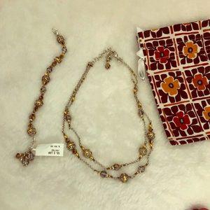 Brighton retired Sol E Luna necklace and bracelet